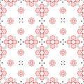 Free Seamless Pattern. Royalty Free Stock Photography - 9720817
