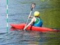 Free Kayaker Stock Photo - 9723590