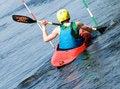 Free Kayaker Royalty Free Stock Photos - 9723728