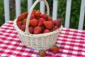 Free Berry Basket Royalty Free Stock Photos - 9726118