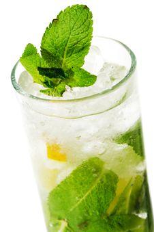 Free Cocktail - Mojito Stock Photos - 9720853