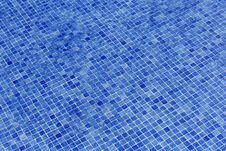 Free Blue Water In Swimming Pool Royalty Free Stock Photos - 9721808