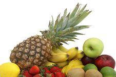 Free Fruit Arrangement Stock Photography - 9721982