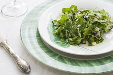 Free Fresh Green Salad Stock Photo - 9722130
