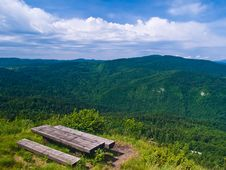 Free Resting Place On Mountain Royalty Free Stock Image - 9723386