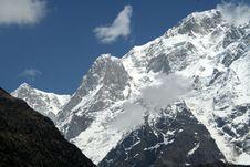Free Dazzling Himalayas Stock Photo - 9727600