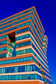 Free Menzis Office Building, Netherlands Royalty Free Stock Photos - 9728498