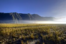 Free Bromo Volcano - Sea Of Sand Stock Image - 9728671