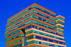 Menzis Office Building, Netherlands Royalty Free Stock Images