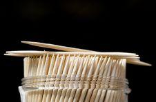 Free Toothpick Stock Image - 9729021