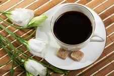 Free Coffee- Break With Love Royalty Free Stock Images - 9729109