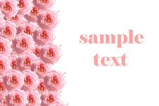 Free Sample Text Stock Photos - 9729153