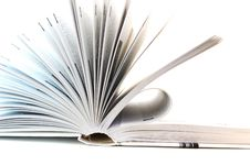 Free Open Book Stock Photography - 9729192