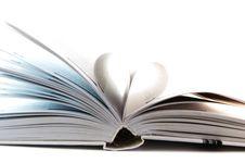 Free Open Book Stock Photo - 9729230