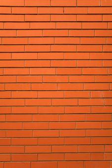 Free Modern Brick Texture Royalty Free Stock Photos - 9729528
