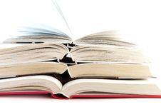 Free Open Book Stock Photo - 9729650