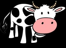 Free Mammal, Cattle Like Mammal, Vertebrate, Cartoon Royalty Free Stock Photography - 97210807