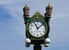 Free Clock, Sky Royalty Free Stock Photo - 97215015