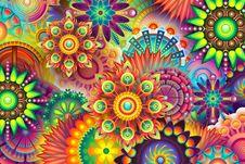Free Fractal Art, Psychedelic Art, Pattern, Art Stock Photo - 97215230