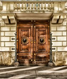 Free Door, Facade, Wood, Window Stock Images - 97215264