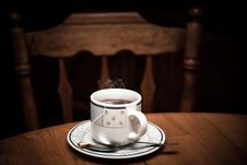 Free Coffee Cup, Tableware, Coffee, Cup Stock Photography - 97216982