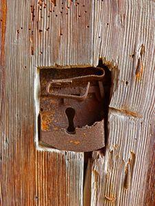 Free Metal, Rust, Wood, Material Royalty Free Stock Photos - 97218548