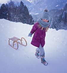 Free Snow, Winter, Freezing, Fun Royalty Free Stock Photography - 97277347