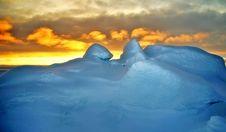 Free Sky, Iceberg, Arctic, Ice Stock Photos - 97287783