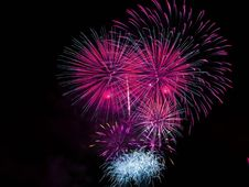 Free Fireworks, Pink, Event, Purple Royalty Free Stock Photo - 97293475