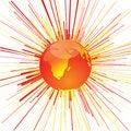 Free Global Warming Stock Image - 9730461