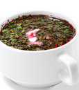 Free Beet Soup Royalty Free Stock Photography - 9731207