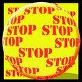 Free Stop Royalty Free Stock Photos - 9731218
