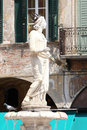 Free Fountain Of Our Lady Verona In Verona, Italy Royalty Free Stock Images - 9733979