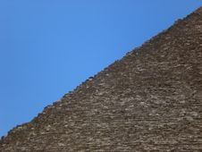 Free Pyramid In The Sky Stock Images - 9730494