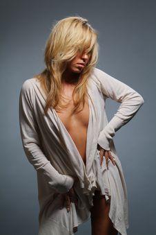 Free Blonde Royalty Free Stock Image - 9731276
