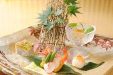 Free Japanese Food Royalty Free Stock Photo - 9731745