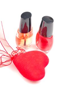 Nail Paints Royalty Free Stock Images