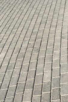 Free Cobblestone Pavement Royalty Free Stock Image - 9731906
