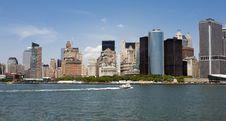 Free Manhattan Royalty Free Stock Image - 9732246