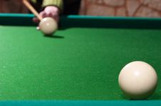 Free Billiard Stock Photo - 9733780