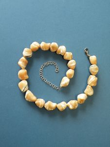 Free Shell Necklace Stock Photography - 9734302
