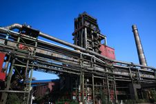 Free Iron And Steel Plant12 Stock Photo - 9734500