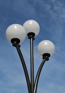 Free Street Lamp Stock Image - 9734711