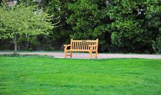 Free Park Bench Stock Images - 9735264