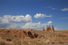 Free San Rafael Swell Royalty Free Stock Photography - 9735707