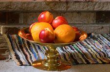 Free Fruit Vase Royalty Free Stock Photo - 9736175