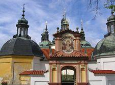Free Church Stock Image - 9736711
