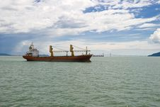 Free Cargo Ship Stock Photography - 9737152