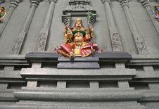 Free Lakshmi Royalty Free Stock Image - 9737206