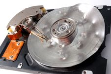 Free Hard Disc Stock Photography - 9737542